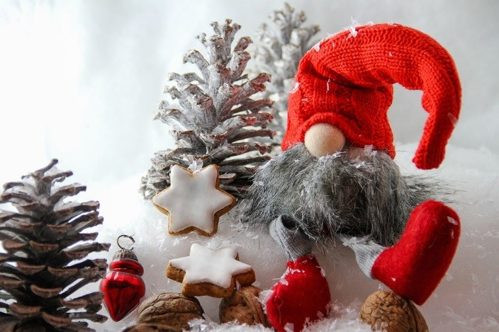 Wir wünschen Ihnen frohe Weihnachten!