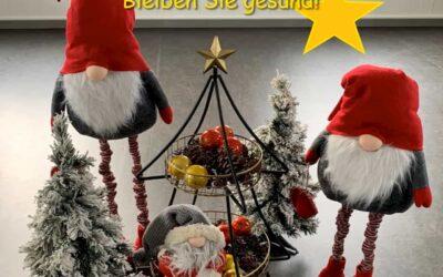 Weihnachtsfeier, Weihnachtslied und Weihnachtswünsche